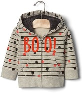 Gap Boo stripe hoodie