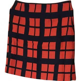 Tara Jarmon Orange Other Skirts