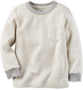 Carter's Heathered Thermal Shirt, Little Boys (2-7)