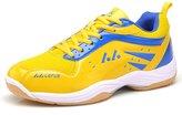 LEFUS Women's Badminton Shoes Indoor Gym Cross Training Sneaker
