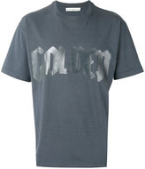 Golden Goose Deluxe Brand Golden print T-shirt - men - Cotton - S