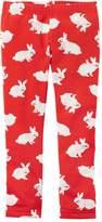 Carter's Girls 4-8 Animal Printed Fleece Leggings