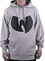 Wu-Wear Big Symbol Hoody Grey Hoodie Wu-Tang Clan Wu Tang Sweater Herren Men(Grey,L)