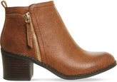 Office Lola double zip ankle boots