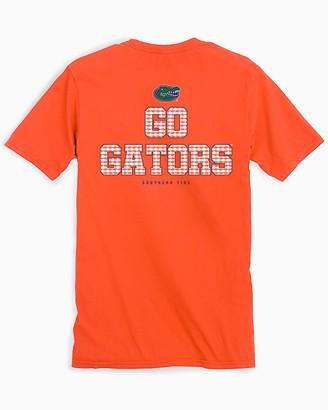 Southern Tide Florida Gators Chant Short Sleeve T-Shirt