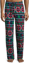 Marvel Deadpool Knit Pajama Pants
