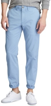Polo Ralph Lauren Men's Big & Tall Stretch Straight Fit Chino