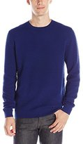 French Connection Men's Chevron Mozart Knits Sweater