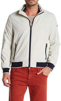 Tommy Hilfiger Stand Collar Long Sleeve Jacket