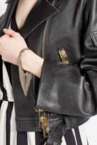 Nina Ricci Fringed Chain Bracelet