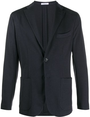 Boglioli Fitted Single-Breasted Jacket