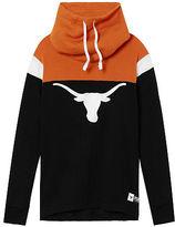 Victoria's Secret Victorias Secret University Of Texas Cowl Pullover