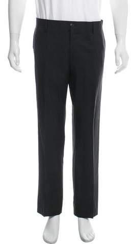 Dolce & Gabbana Pinstripe Virgin Wool Pants