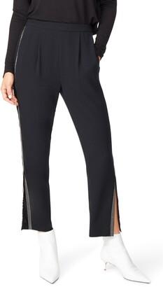 Habitual Embellished Side Stripe Pants