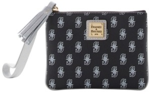 Dooney & Bourke Seattle Mariners Stadium Wristlet