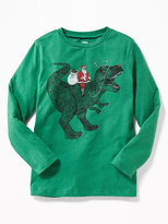 Old Navy Holiday Graphic Tee for Boys