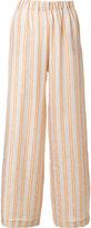 Paul & Joe striped palazzo pants