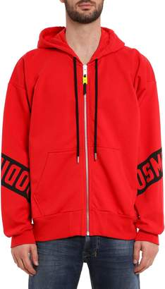 Diesel S-Alby-Zip-A1 Sweat-Shirt