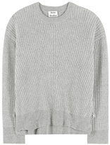 Acne Studios Java Wool Knitted Sweater