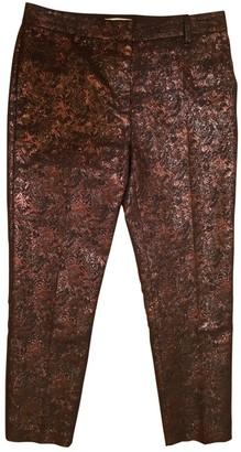 3.1 Phillip Lim Burgundy Trousers for Women