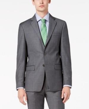 Calvin Klein Men's X-Fit Slim-Fit Stretch Suit Jackets