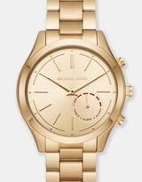 Michael Kors Hybrid Smartwatch Slim Runway Gold