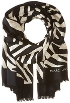 Marc Jacobs Zebra Stole