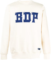 Bleu De Paname - logo print sweatshirt - men - Cotton - S