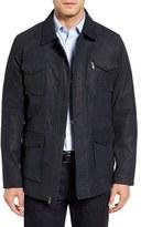 Men's Robert Comstock Oiled Nubuck Leather Jacket