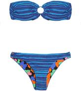 Missoni Lurex Bandeau Bikini