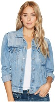 Lucky Brand Tomboy Trucker Jacket Women's Coat