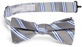 Nordstrom Boy's Stripe Silk Bow Tie