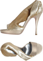 GAETANO PERRONE Platform sandals