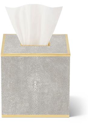 AERIN Classic Shagreen Tissue Box Holder