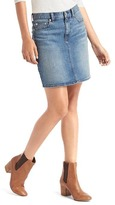 Gap 1969 Denim Stud Mini Skirt