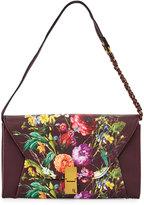 Elliott Lucca Cordoba Convertible Floral Faux-Leather Clutch Bag, Multi