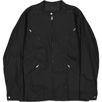 Rick Owens Black Cotton Jackets