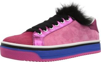 Marc Jacobs Women's Love Empire Fur Sneaker