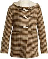 Wales Bonner Soul wool-blend duffle coat