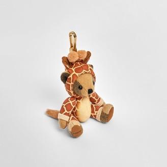 Burberry Thomas Bear Charm in Giraffe Costume
