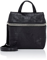 Kara Women's Micro Satchel Crossbody-BLACK