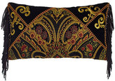 """Sweet Dreams Marrakesh Pillow with Fringe, 23"""" x 13"""""""