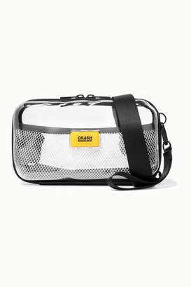 clear Crash Baggage - Share Mini Hardshell Pouch