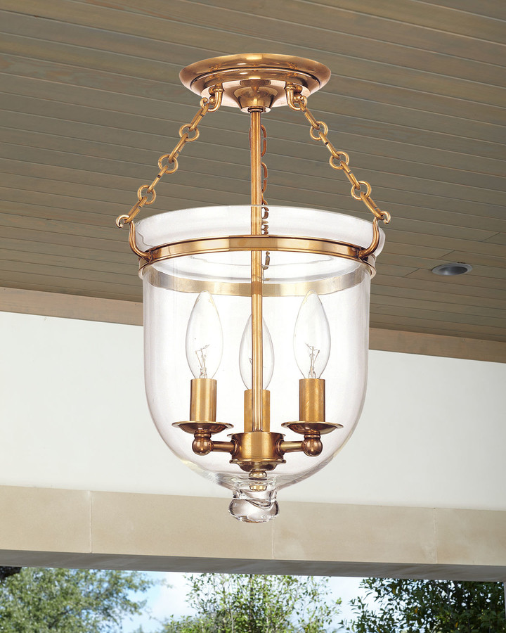 Hudson Valley Lighting Hampton Ceiling Fixture