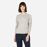 Everlane The Linen Crew Sweater