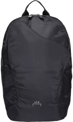 A-Cold-Wall* Curve Flap Backpack