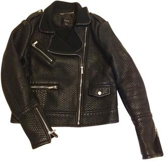 MANGO Black Jacket for Women