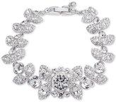 Givenchy Crystal and Pavé Decorative Bracelet