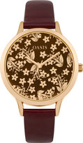 Oasis Mirror Dial Watch