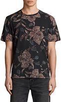 Allsaints Allsaints Kauai Short Sleeve T-shirt, Vintage Black
